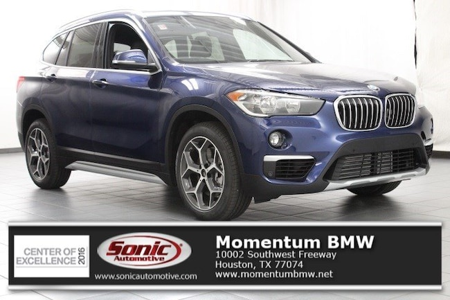 New 2019 BMW X1 sDrive28i SUV in Houston
