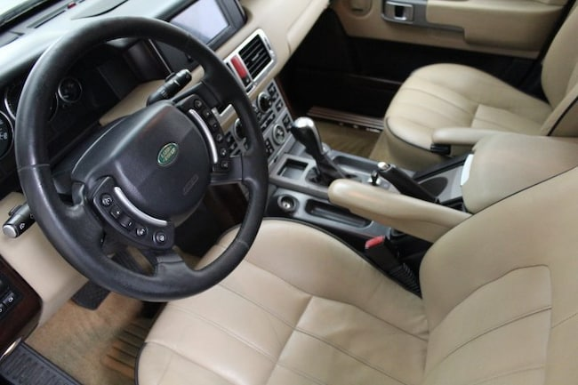 Used 2006 Land Rover Range Rover HSE 4dr Wgn SUV for sale in North Houston