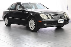 2003 Mercedes-Benz E-Class Base Sedan