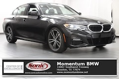 New 2019 BMW 330i Sedan for sale in Houston