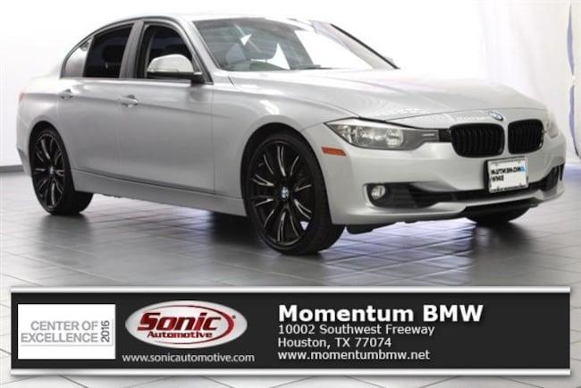 Used 2015 BMW 328i Sedan in Houston