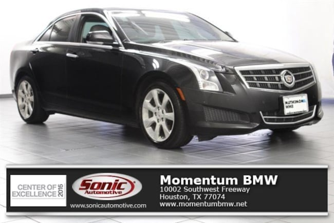 2013 Cadillac Ats 2.0 L Turbo >> Used 2013 Cadillac Ats 2 0l Turbo Luxury For Sale In Houston Tx