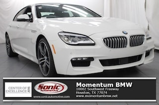 New 2019 BMW 650i Gran Coupe in Houston