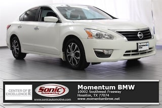 Used 2015 Nissan Altima 2.5 S 4dr Sdn I4 Sedan for sale in Houston