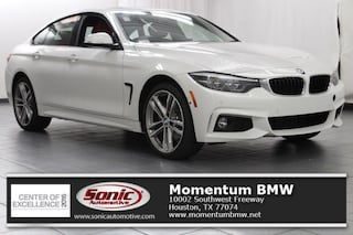 New 2019 BMW 440i Gran Coupe in Houston
