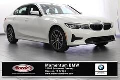 New 2019 BMW 330i Sedan for sale in Houston