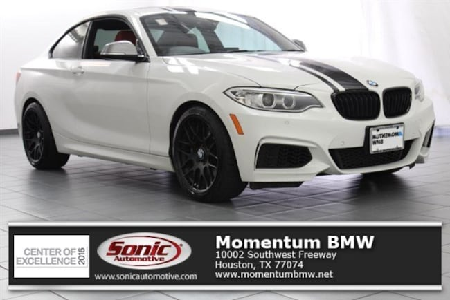 Used 2016 BMW M235i M235i Coupe in Houston