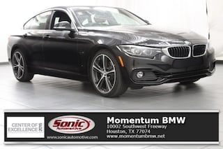 New 2019 BMW 430i Gran Coupe in Houston