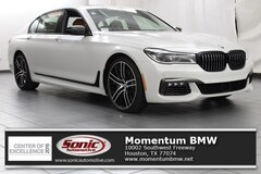 New 2019 BMW 750i Sedan for sale in Houston
