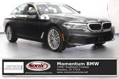New 2019 BMW 540i Sedan for sale in Houston