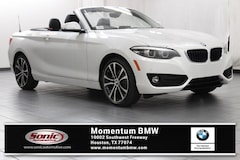 New 2020 BMW 230i Convertible for sale in Houston