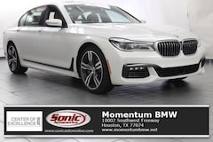 New 2019 BMW 750i Sedan for sale in Houston