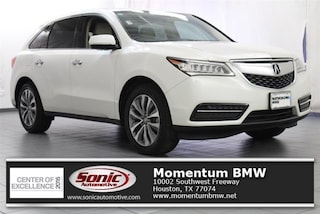 Used 2014 Acura MDX MDX with Technology Package SUV for sale in Houston