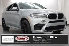 New 2019 BMW X6 M SAV for sale in Houston