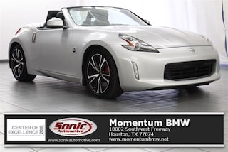 Used 2018 Nissan 370Z Touring Sport Convertible for sale in Houston
