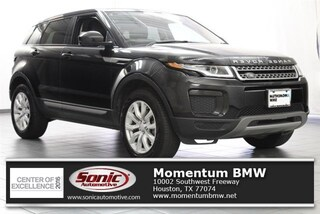 Used 2018 Land Rover Range Rover Evoque SE SUV for sale in Houston