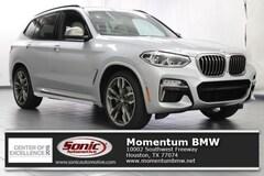 New 2019 BMW X3 M40i SAV for sale in Houston