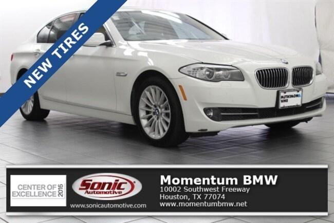 Used 2013 BMW 535i Sedan in Houston