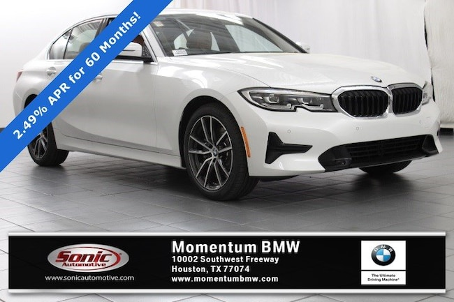 Used 2019 BMW 330i Sedan in Houston