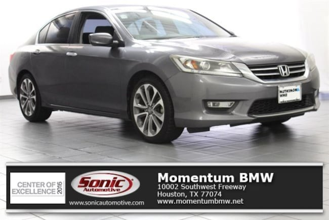 2013 Honda Accord Sport For Sale >> Used 2013 Honda Accord Sport For Sale In Houston Tx Stock Tda230930
