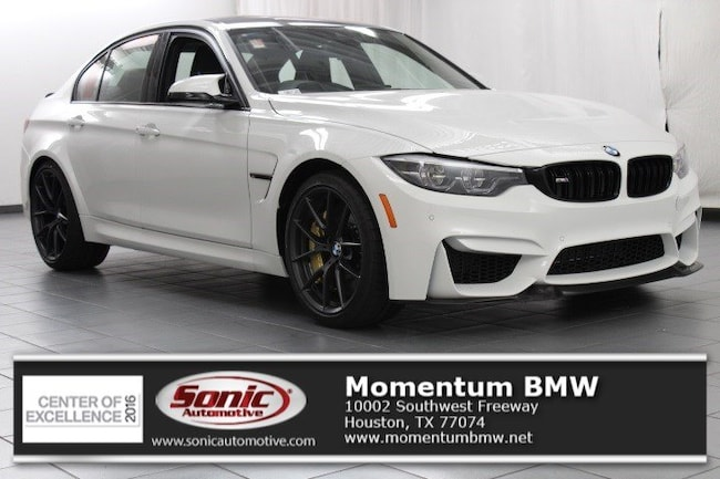 new 2018 bmw m3 cs for sale in houston tx | stock: j5l71907
