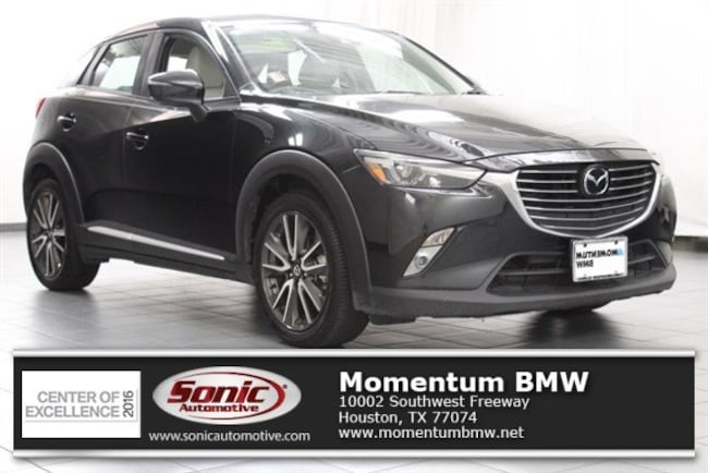 Used 2016 Mazda Mazda CX-3 Grand Touring SUV in Houston