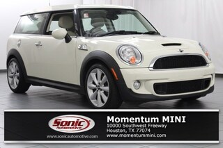 Used 2014 MINI Clubman S 2dr Cpe Wagon TETY33610 for sale near Houston