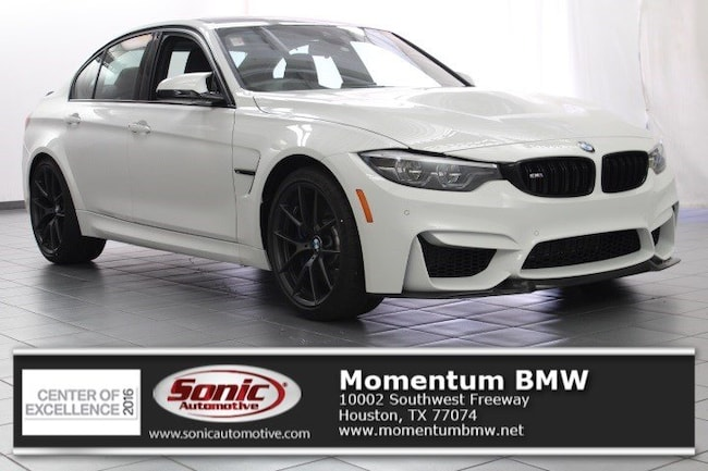 New 2018 Bmw M3 Cs For Sale In Houston Tx Stock J5l71830