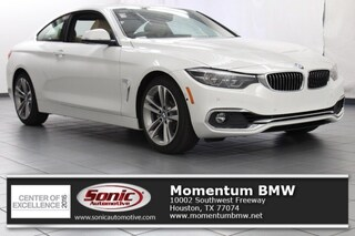 New 2019 BMW 430i Coupe in Houston