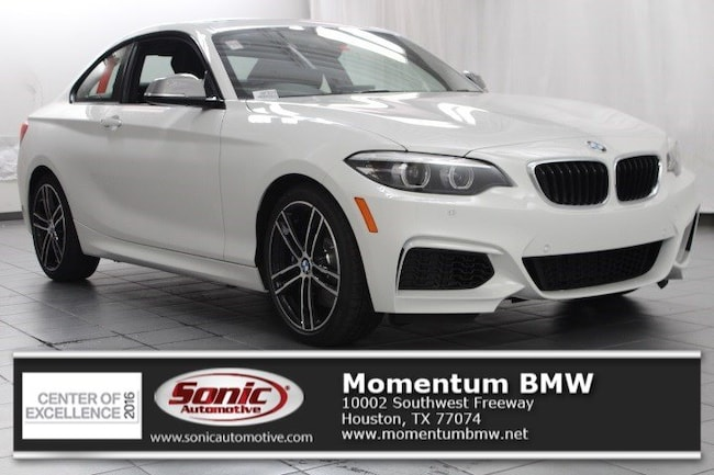 New 2019 BMW M240i Coupe in Houston