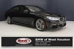 2019 BMW 750i Sedan