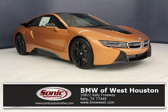 2019 Bmw I8 For Sale Near Houston Tx Stock Kvb81847