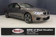 New 2018 BMW M5 Sedan for sale in Houston