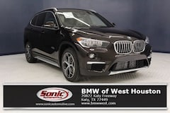 New 2019 BMW X1 xDrive28i SUV for sale in Houston