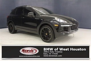 Used 2017 Porsche Cayenne S  AWD SUV THLA51255 for sale near Houston