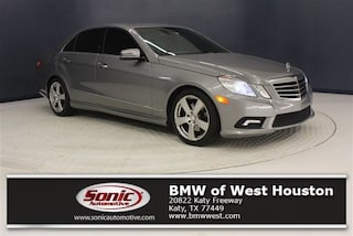 Used 2011 Mercedes-Benz E-Class E 350 Sport 4dr Sdn  4matic Sedan TBA433107 for sale near Houston