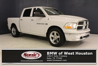 Used 2012 Ram 1500 SLT 2WD Crew Cab 140.5 Truck Crew Cab in Houston