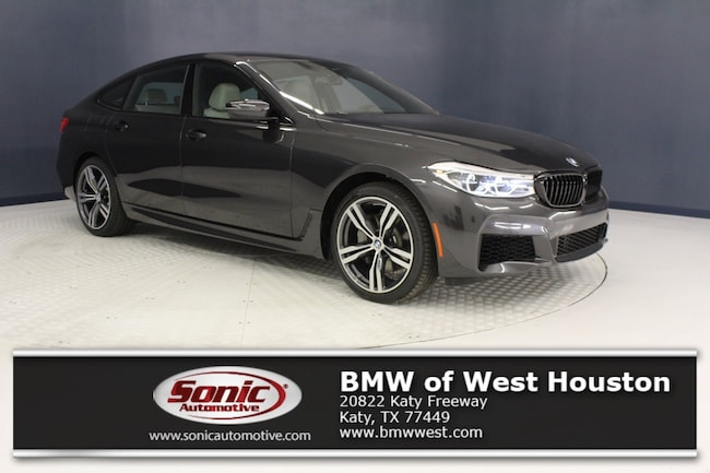 New 2019 BMW 640i xDrive Gran Turismo in Houston