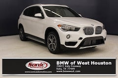 New 2019 BMW X1 sDrive28i SUV for sale in Houston