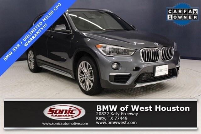 2016 BMW X1 SUV TG5F64817
