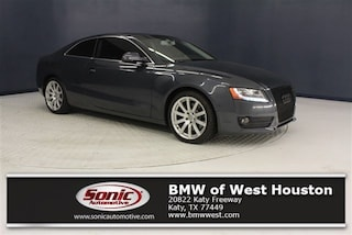 Used 2011 Audi A5 2.0T Premium Plus Coupe for sale in Houston