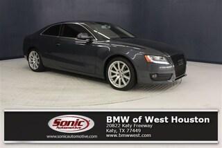 Used 2011 Audi A5 2.0T Premium Plus 2dr Cpe Auto Quattro Coupe TBA075764 for sale near Houston