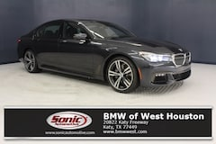 New 2019 BMW 740i Sedan for sale in Houston
