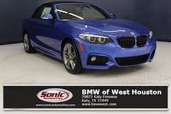 New 2019 BMW 230i 230i Convertible for sale in Houston