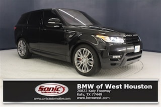 Used 2016 Land Rover Range Rover Sport V8 4WD 4dr SUV TGA102137 for sale near Houston