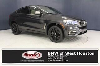 New 2019 BMW X6 xDrive35i SAV in Houston