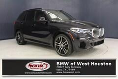 New 2019 BMW X5 xDrive50i SAV for sale in Houston