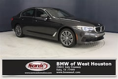 New 2019 BMW 540i Sedan for sale in Houston
