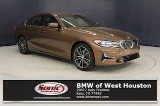 New 2019 BMW 330i Sedan in Houston