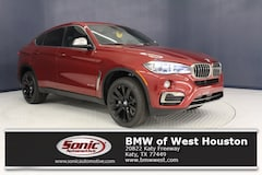 New 2019 BMW X6 xDrive35i SAV for sale in Houston